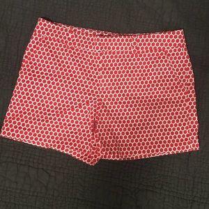 Tommy Hilfiger cotton shorts. Size 8. Like new!